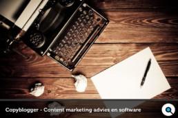 Copyblogger - Content marketing advies en software - Lincelot - FI