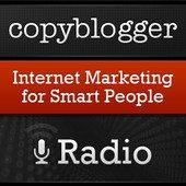 Schrijf u hier in voor copyblogger's gratis podcasts. Warm aanbevolen!