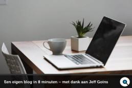Een eigen blog in 8 minuten - Lincelot