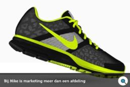 Bij Nike is marketing meer dan een afdeling - Lincelot - FI