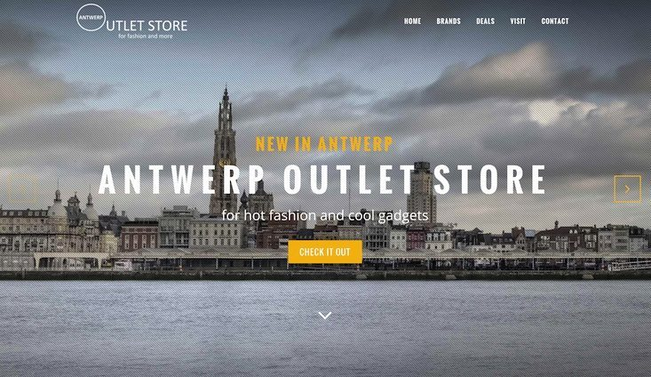 Antwerp Outlet Home