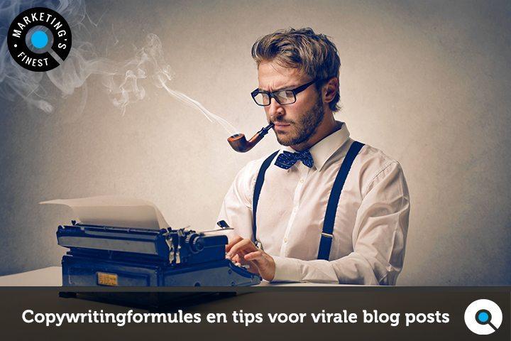 27 copywritingformules en tips voor virale blog posts