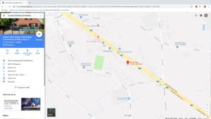 Lincelot on Google Maps