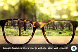 Google Analytics filters voor je website: weet wat je meet!