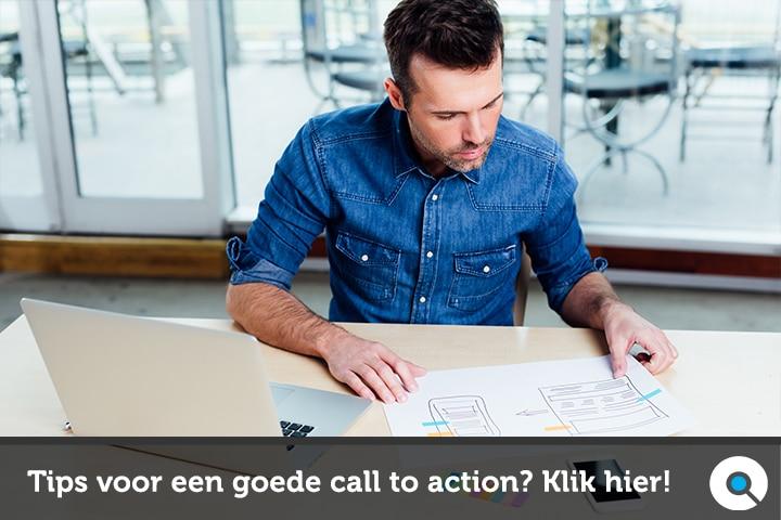 Tips voor goede call to action
