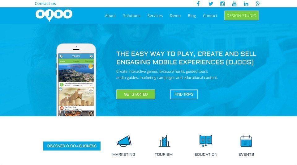Lincelot Webdesign - Ojoo Games with attitude
