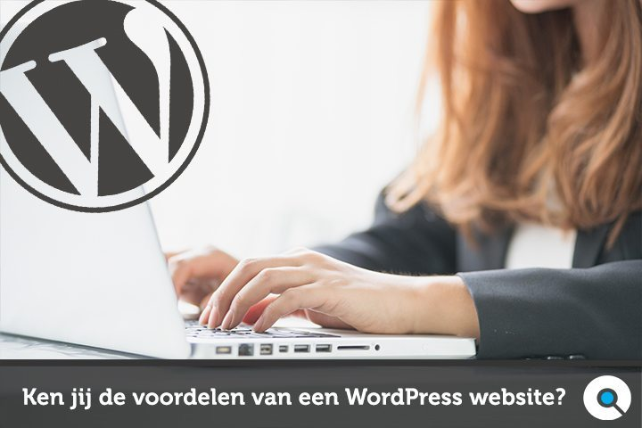 Ken jij de voordelen van een WordPress website?