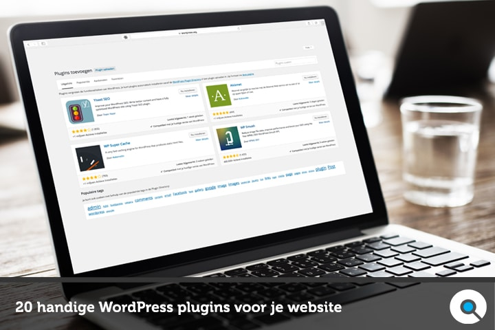 20 handige WordPress plugins voor je website FI