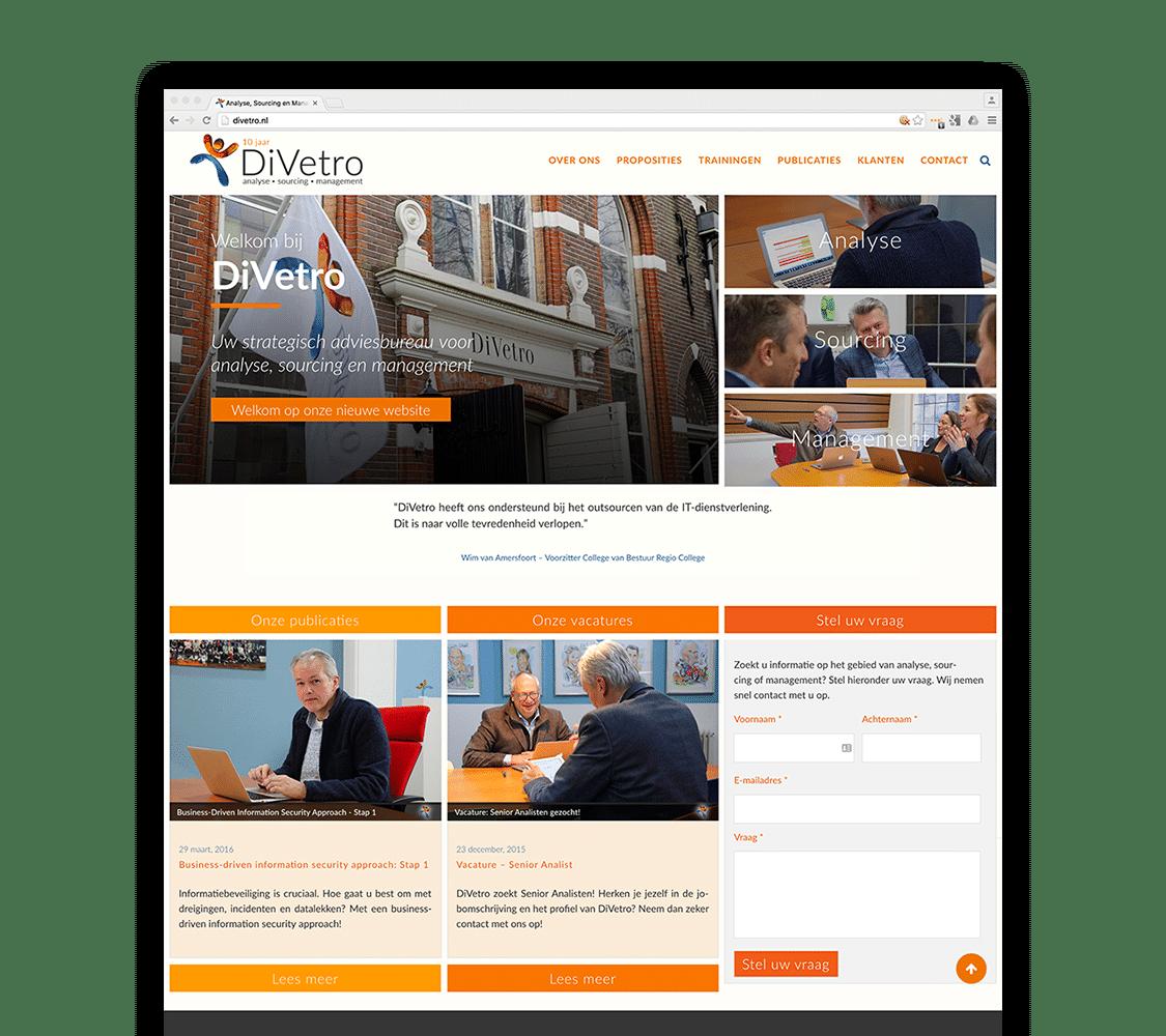 Lincelot-webdesign-Divetro