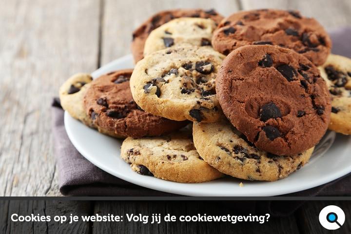 Cookies op je website - Volg jij de cookiewetgeving?