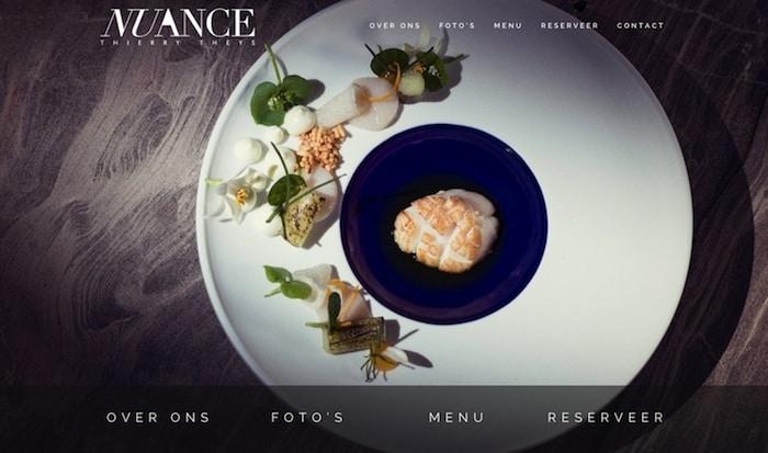 Lincelot Marketing webdesign - Nuance Duffel