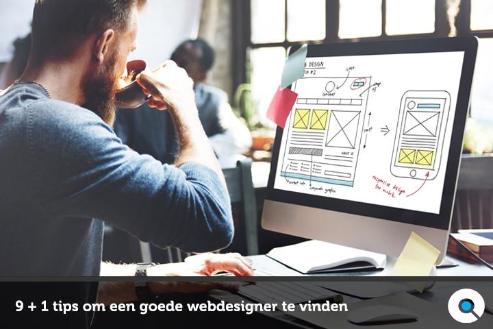 9 + 1 tips om een goede webdesigner te vinden - Lincelot