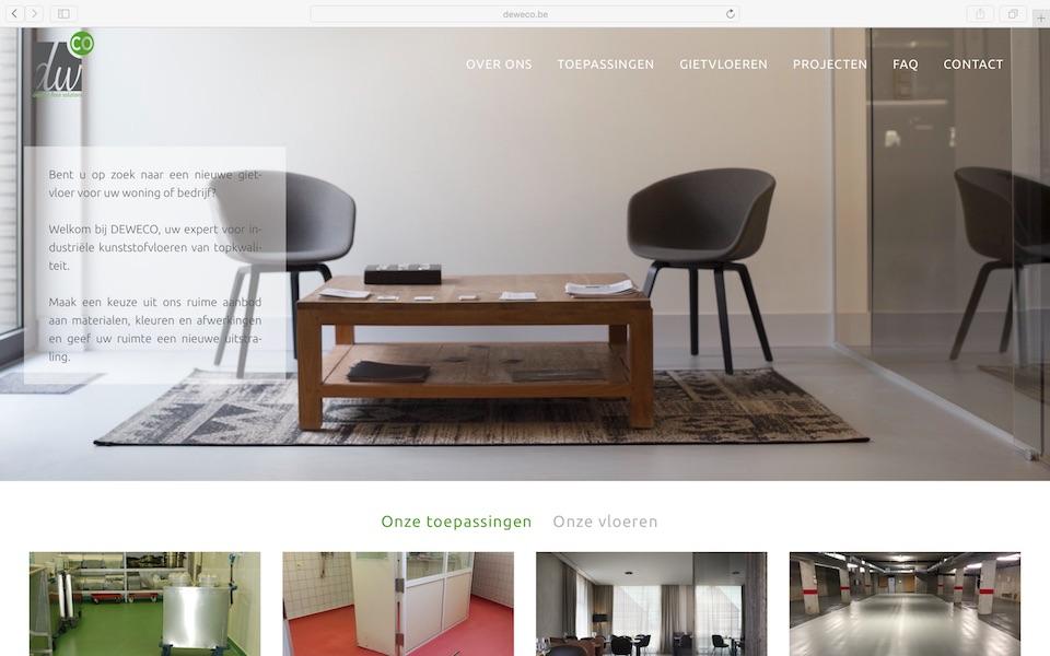 lincelot Webdesign - Deweco
