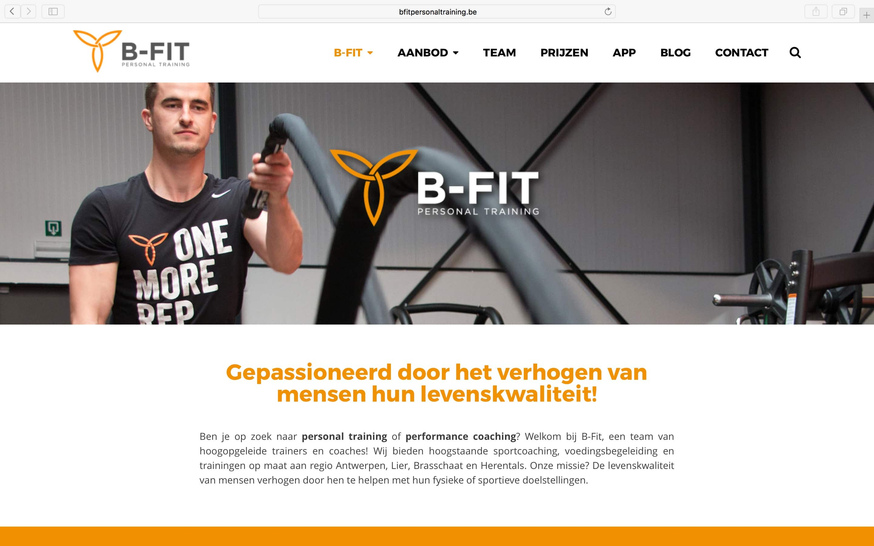 B-fit Personal Training - Lincelot