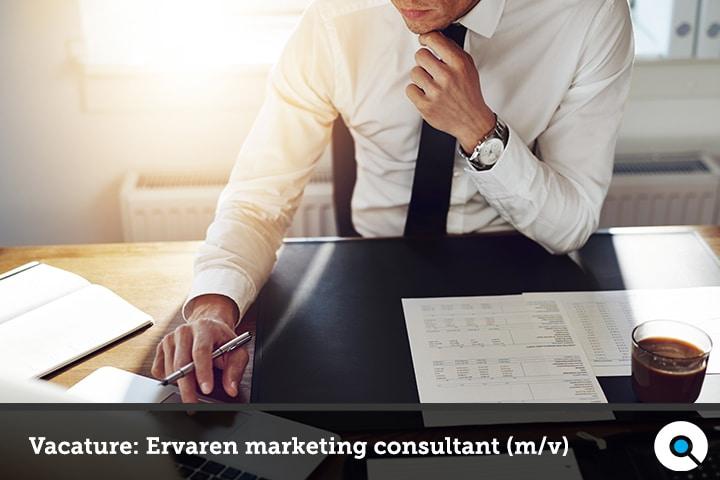 Word jij onze nieuwe marketing consultant?