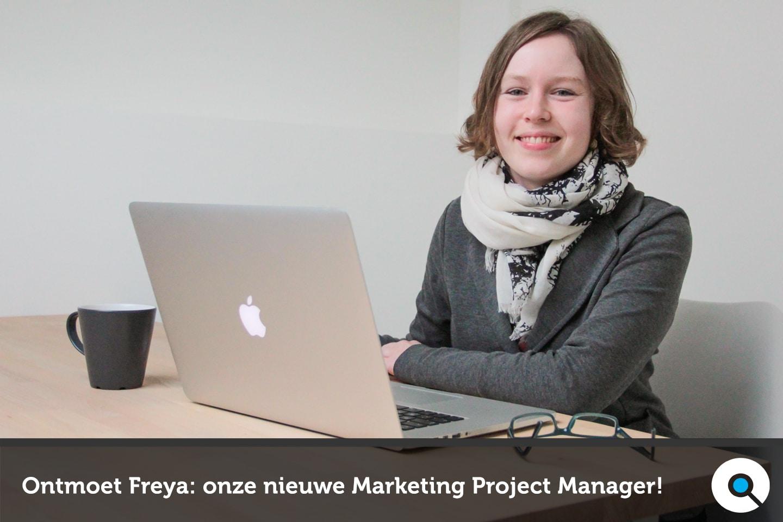 Nieuwe Marketing Project Manager bij Lincelot: ontmoet Freya De Berti