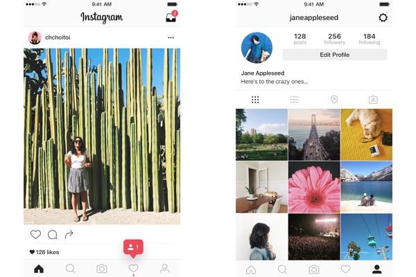Instagram Profiel