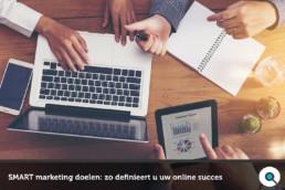 SMART marketing doelen- zo definieert u uw online succes
