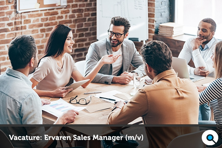 Ervaren Sales Manager