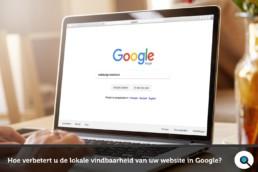 Hoe verbetert u de lokale vindbaarheid van uw website in Google - FI