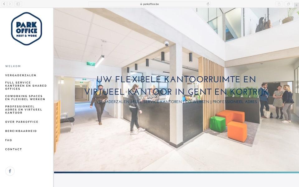 Parkoffice - Lincelot Webdesign & Marketing