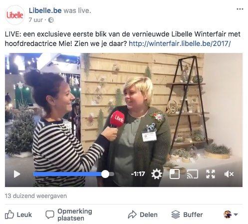 Facebook post idee 24 - Teaser - Lincelot