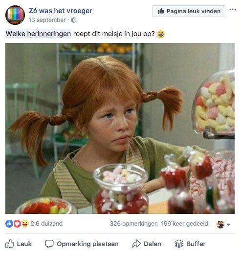 Facebook posts idee 2 - Vraag - Lincelot