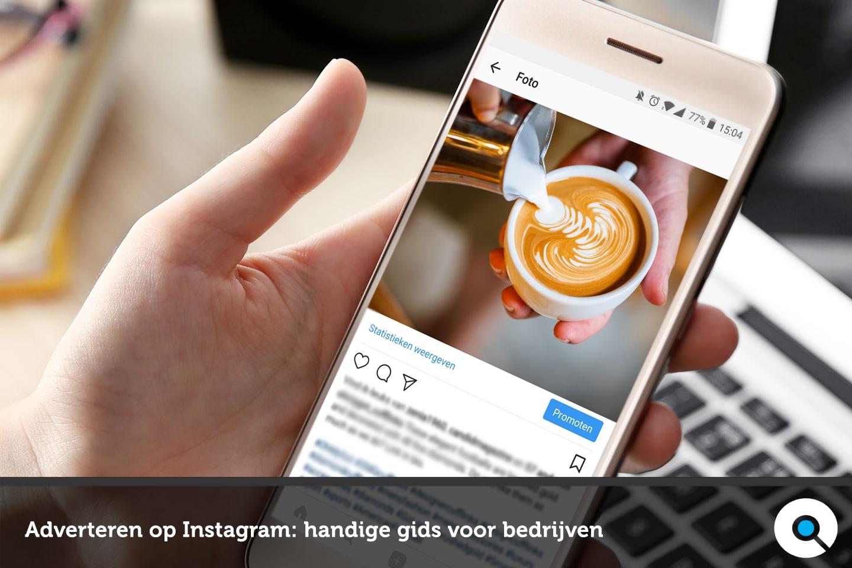 Adverteren op Instagram - handige gids voor bedrijven - Lincelot - FI