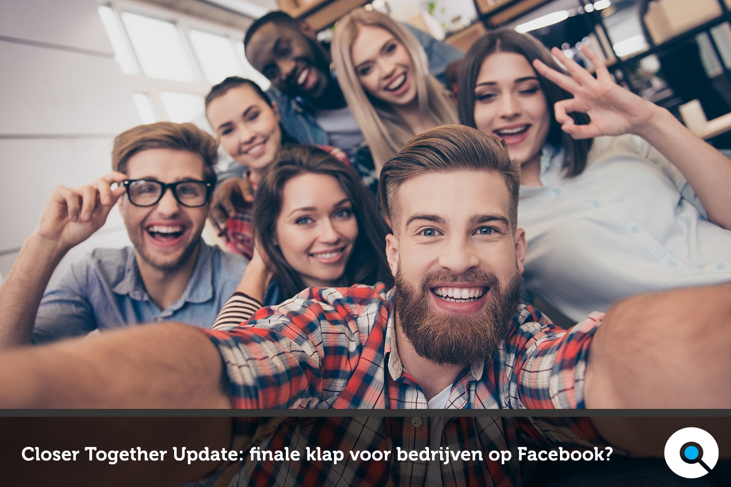 Facebook Closer Together Update - finale klap voor bedrijven op Facebook