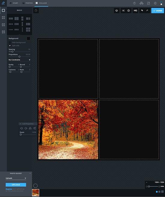 Online foto's bewerken - 5 gratis fototools - Ribbet fotocollage - Lincelot