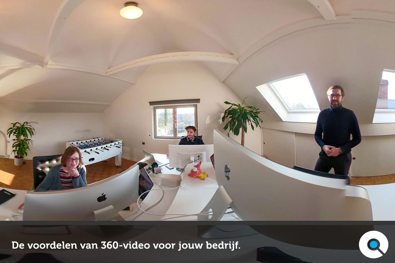 De voordelen van 360-video voor jouw bedrijf - Lincelot