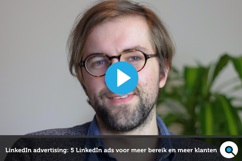 LinkedIn advertising - 5 LinkedIn ads voor meer bereik en meer klanten - Lincelot