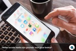 Lincelot - Welke sociale media zijn geschikt voor jouw bedrijf?