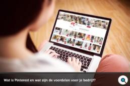 Wat is Pinterest en wat zijn de voordelen voor je bedrijf - Lincelot FB