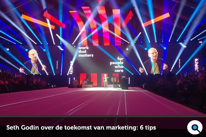 Seth Godin over de toekomst van marketing- 6 tips voor bedrijven - Lincelot - fi