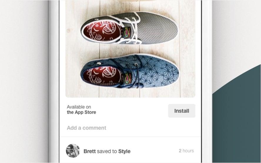 App Rich Pins - Pinterest Rich Pins - Lincelot