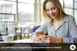 Zo gebruik je Instagram Hoogtepunten of Highlights voor je bedrijf - FI