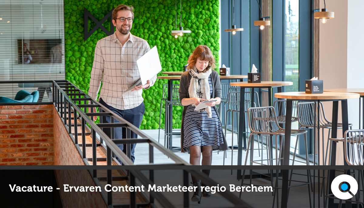 Ervaren Content Marketeer - Berchem - FB
