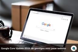Google algoritme core update - Lincelot