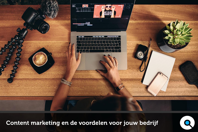 Content marketing en de voordelen voor jouw bedrijf - Lincelot
