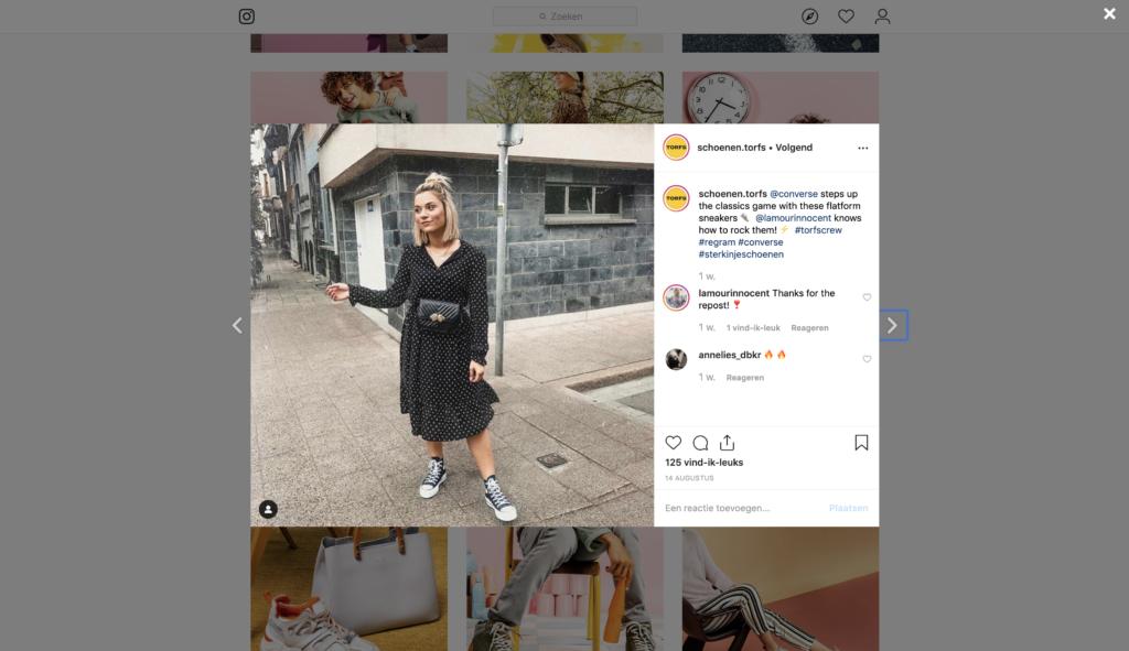 Hoe schrijf je een goede Instagram bio? - user generated content - Lincelot