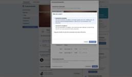 Facebook Event verwijderen of annuleren