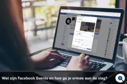 Wat zijn Facebook Events en hoe ga je ermee aan de slag - FI